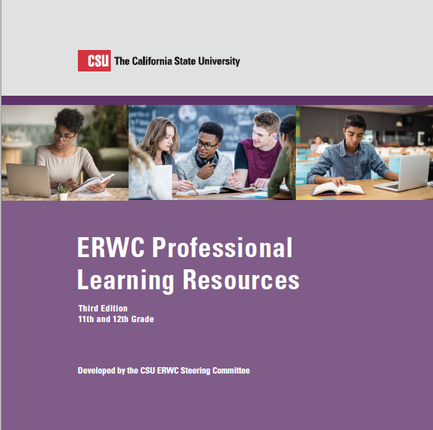 picture of ERWC binder